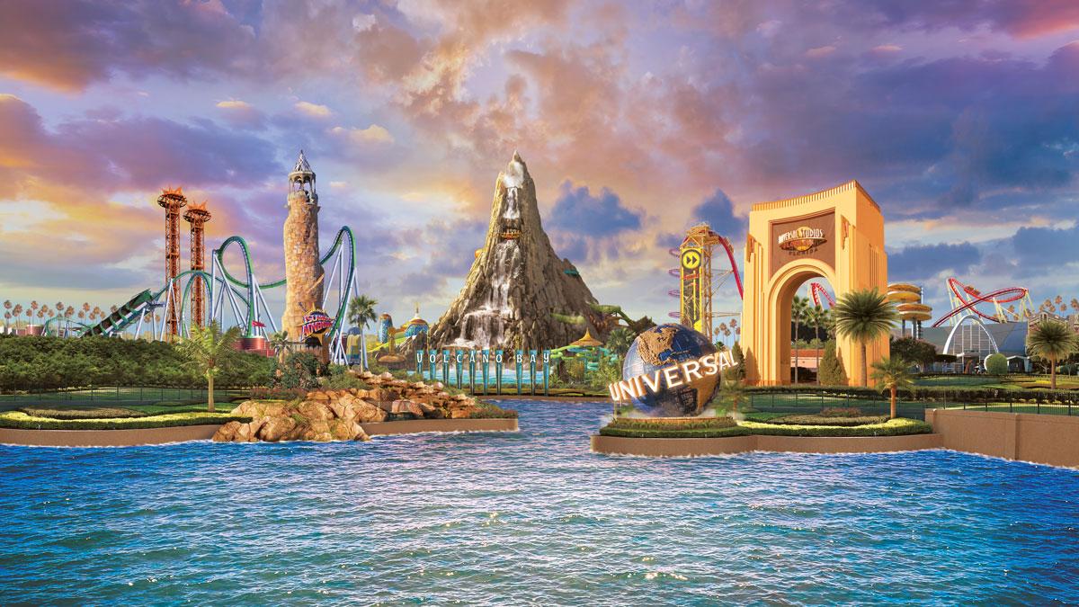 Universal Studios Orlando Theme Park