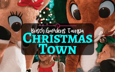 Safer 2020 Busch Gardens Christmas Town