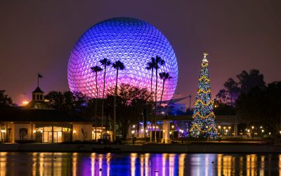 Taste of EPCOT Festival of the Holidays 2020